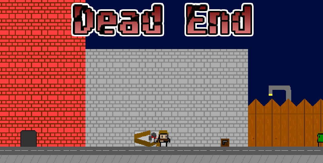 Dead End Pixel Shooter Cover